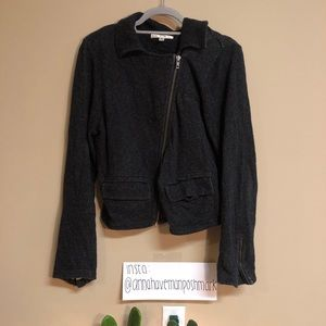 CABI asymmetrical Jacket Size Medium